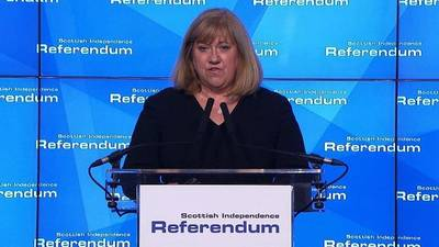 News video: Scotland rejects independence in historic referendum