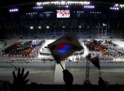 News video: Asian Games Opens in Style