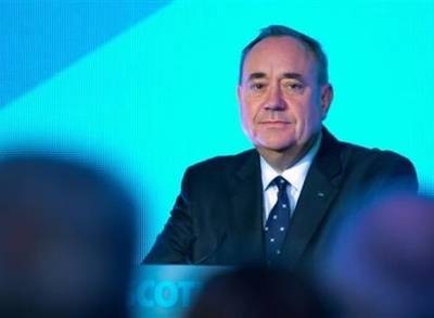 News video: Scottish Leader Salmond to Resign and More