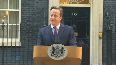 News video: Britain Plans Political Upheaval After Scot Vote